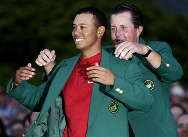 Magnificent Bastard - top 5 ways to make the masters green jacket ...