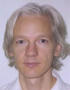 Decoding Julian Assange's Hair