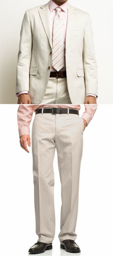 Ask the MB: Quickie Summer Suit