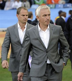Ask the MB: Bert van Marwijk and the Dutch Coaching Staff