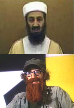 Does bin Laden Read Magnificent Bastard?