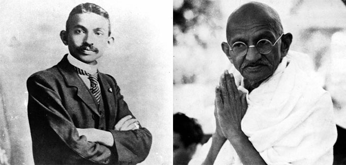 Magnificent Birthdays: Mahatma Gandhi