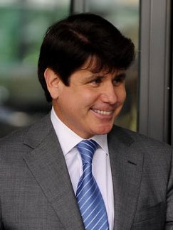 Blagojevich Convicted on All Style Counts