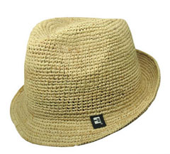 Block Degas Fedora via Village Hat Shop, $53.00