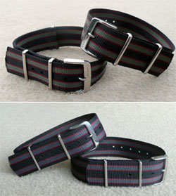 Will the Real James Bond Watch Strap Please Stand Up?