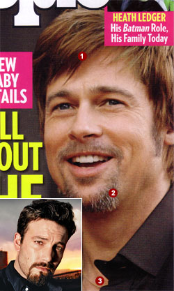 Twins Turning Brad Pitt Into Toolbag?