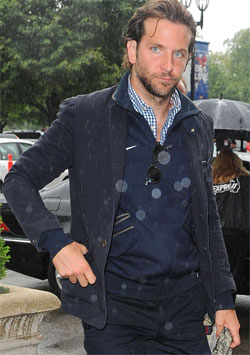 Ask the MB: Bradley Cooper's Cotton Blazer