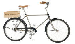 Bowery Lane Bicycles' Broncks Raw via Bowery Lane Bicycles, $695.00