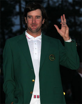 Bubba Watson's Masters Uniform Was for Charity