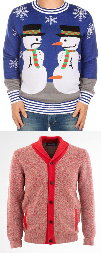 Magnificent Bastard Sweaters