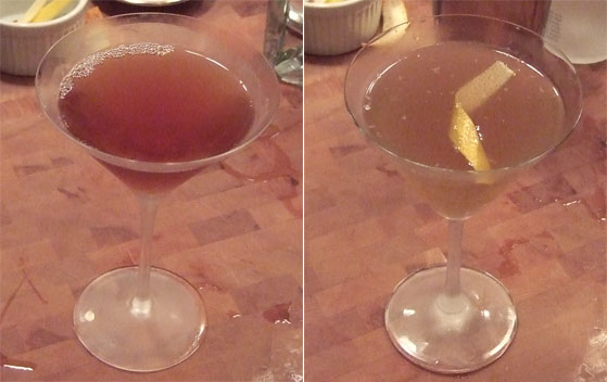 MB Cocktail Contest: Tom Brown vs. William Whitfield