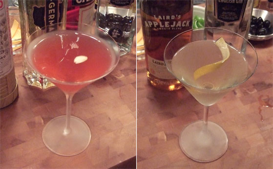 MB Cocktail Contest: Michael Oakley vs. John Dietl