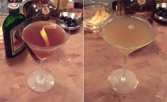 MB Cocktail Contest: Ben Allen vs. Sean Zimmer