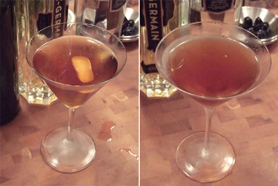MB Cocktail Contest: Carie L. Fuller vs. Tom Brown