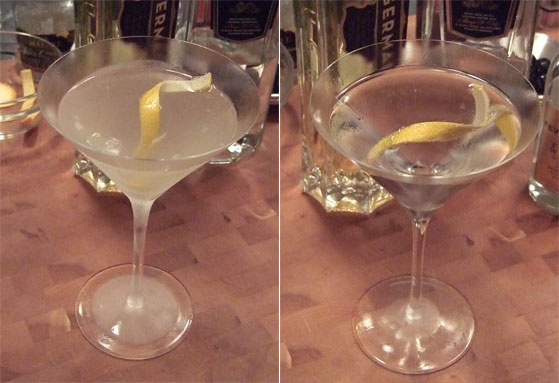 MB Cocktail Contest: David McCabe vs. Chris Gerber