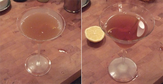 MB Cocktail Contest: Dave vs. Ben Allen