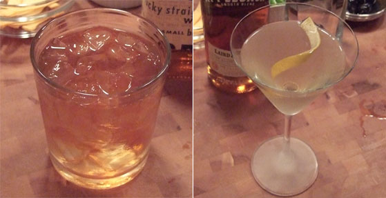 MB Cocktail Contest: Bryan Swanson vs. John Dietl