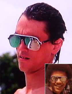 Ask the MB: Tony D'Aunnzio's Sunglasses from <em>Caddyshack</em>