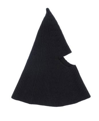 Unsafe if They Paid You: Rick Owens Knit Hat