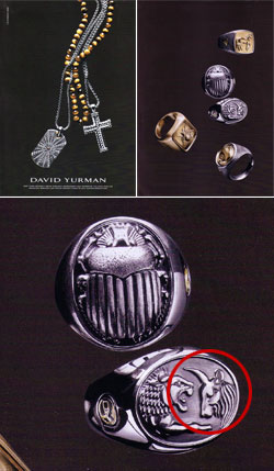 Something an MB Can Safely Never Wear -- David Yurman