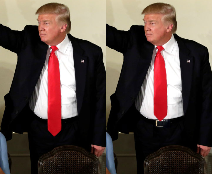Ask the MB: Donald Trump's Tie Length