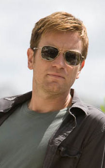 Ask the MB: Ewan McGregor's Sunglasses