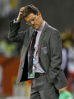 Ask the MB: Beckham and Capello's World Cup Suits
