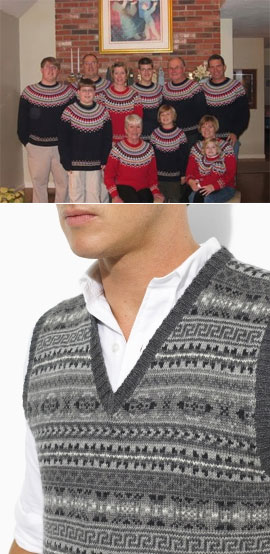 Ask the MB: Fair Isle Sweaters