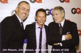 <em>GQ</em> Brain Trust Looking a Little Long in the Tooth