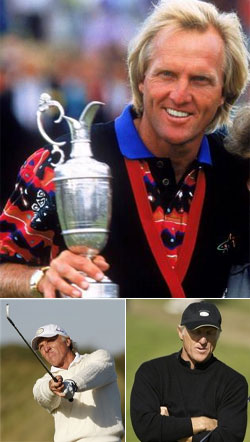 Greg Norman Loses in Style