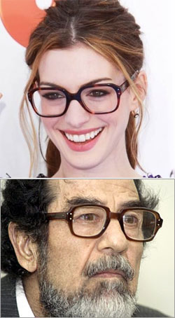 Anne Hathaway's Killer Glasses