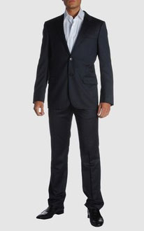 Helmut Lang Suit via YOOX, $662.00