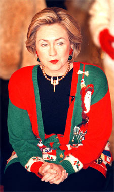 BREAKING: Clinton Thrashed -- 'Potomac Primary' Voters Get Payback for Enduring Former First Lady's Holiday Get-Up