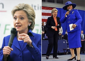Candidate's Wardrobe Unfortunately Excluded from Campaign Shake-Up