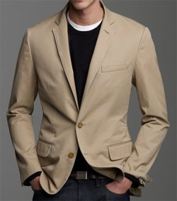 Tip the MB: J. Crew Chino Ludlow Blazer