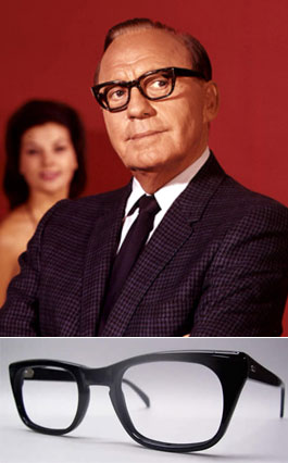 Ask the MB: Jack Benny Glasses
