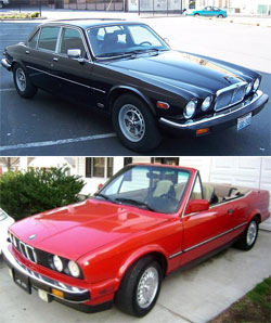 Ask the MB: Vintage Jaguar or Vintage BMW