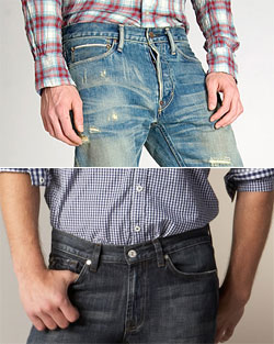 Ask the MB: Belt With Jeans