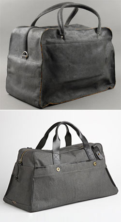 The Lost J. Fold Weekend Bag