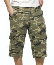 Juicy Couture Cargo Short via Bloomingdale's, $117.00