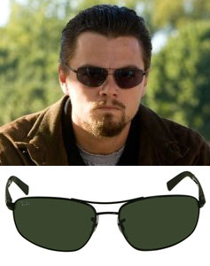 Ask the MB: Leonardo DiCaprio Sunglasses