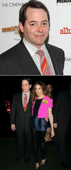 Matthew Broderick: A Cautionary Tale