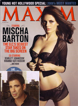 <em>Maxim</em> Magazine Now 50% Less Embarrassing to Be Seen Reading