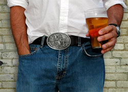 Ask the MB -- MB Belt Buckle