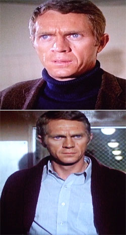 Ask the MB -- Steve McQueen in <em>Bullitt</em>