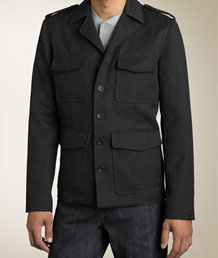 MARC BY MARC JACOBS Whipcord Military Blazer via Nordstrom, $248.90