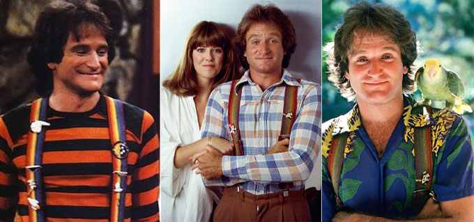 He Made Us Laugh. He Gave Us Flair. RIP Mork from Ork.