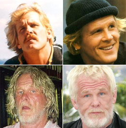 Happy Belated Birthday, Nick Nolte