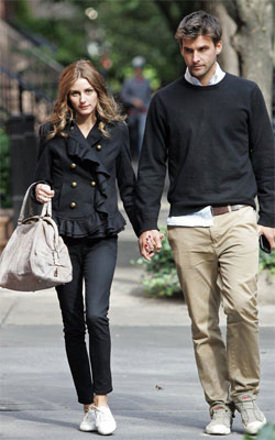 Ask the MB: Date With Olivia Palermo