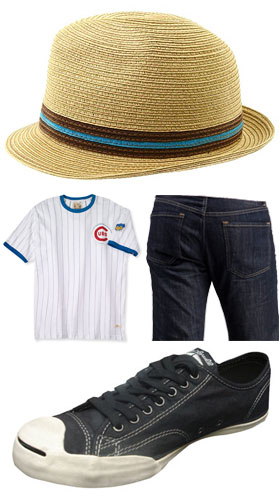 How to be a Stylish Baseball Fan